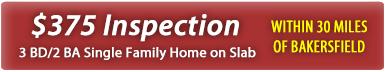 bakersfield home inspector